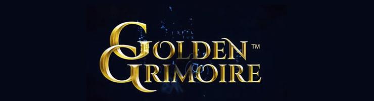 golden grimoire игровой автомат онлайн