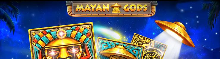 mayan gods онлайн игровой автомат