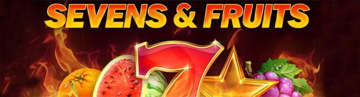 sevens and fruits игровой автомат