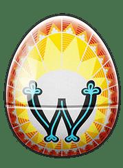 яйцо вайлд игрового автомата babushkas