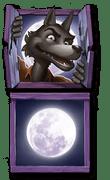 волк и луна бонусы в big bad wolf