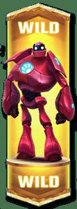 робот символ wild