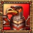 птица орел скаттер символ