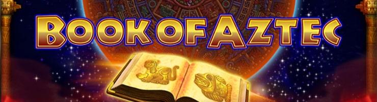 book of aztec игровой автомат онлайн