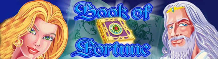 book of fortune игровой автомат онлайн