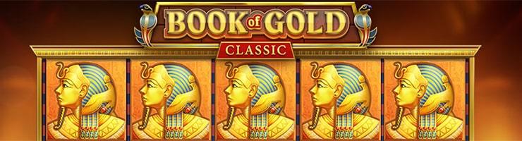 book of gold игровой автомат