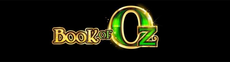 book of oz онлайн игровой автомат лого