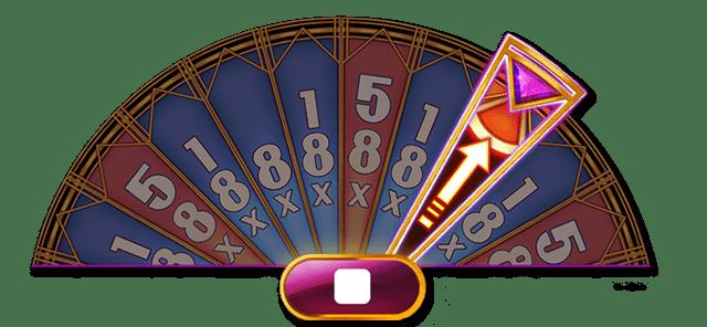 бонусная игра в онлайн слоте deco diamonds