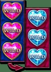 сердце wild символ