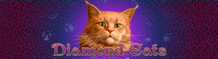 diamond cats игровой автомат