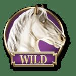 лошадь wild символ слота divine fortune