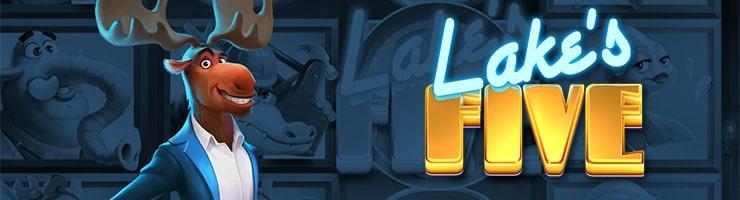 Игровой автомат Lakes Five