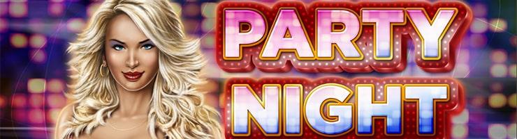 party night игровой автомат онлайн бесплатно