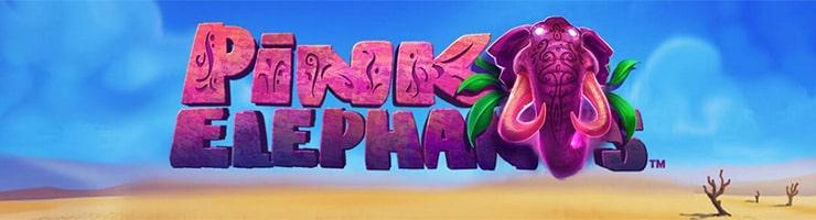 pink elephants игровой автомат лого