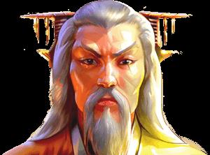 старик символ бесплатного слота sakura fortune