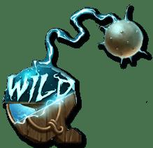 wild символ онлайн слота tesla jolt